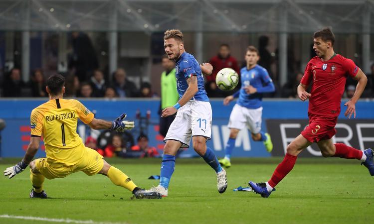 Buona Italia, ma il Portogallo strappa il pari e va alle final 4 di Nations League
