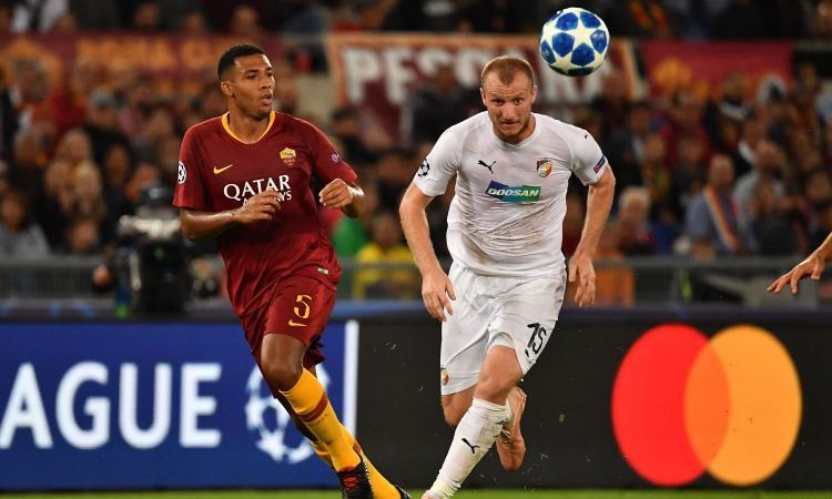 Roma, Juan Jesus: 'Terzo posto e finale di Champions, si può. Giovani? Ora è facile arrivare in prima squadra, ma...'