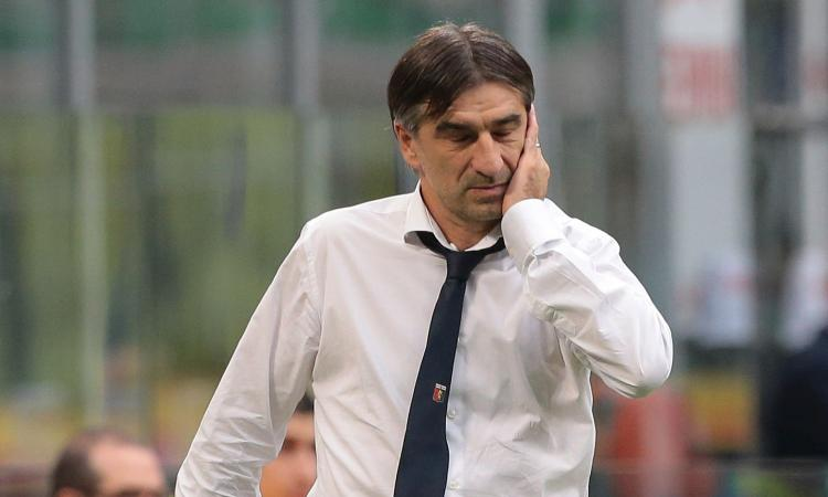 Genoa, Juric: 'Perdere così brucia, non meritavamo la sconfitta. Ci gira tutto male'