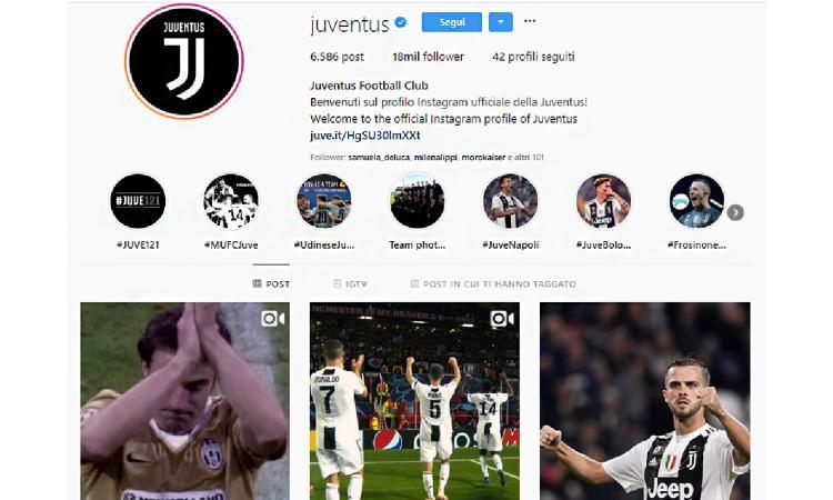Effetto Ronaldo: la Juve vola sui social e ri-tratta i contratti con gli sponsor