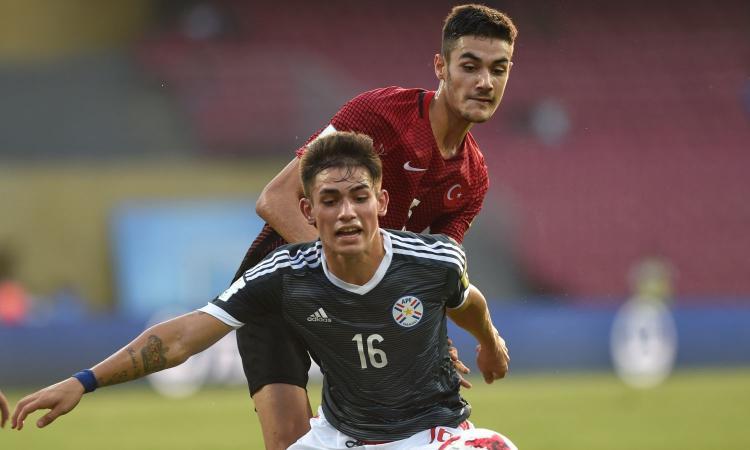 L'Inter studia Kabak, il difensore goleador lanciato da Terim