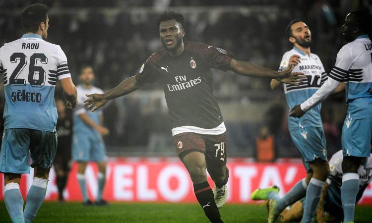 Kessie, niente Premier: 'Resto al Milan'