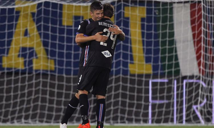 Sampdoria ag. kowancki conferma: vuole il fortuna è la sua