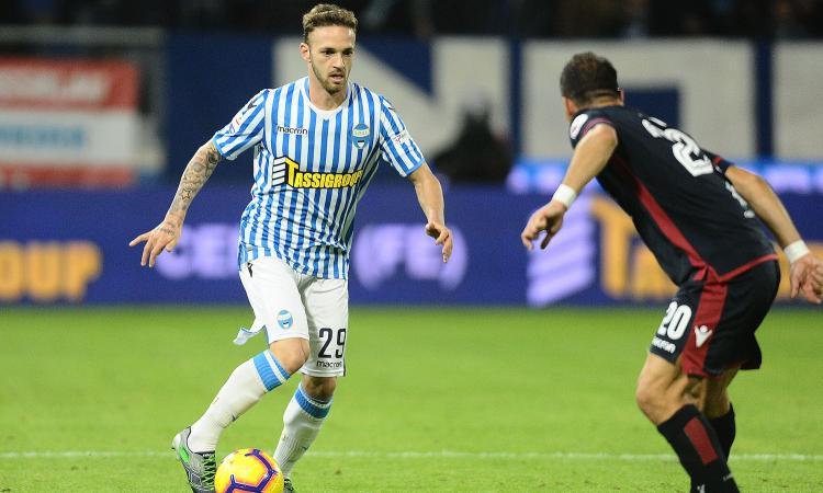 Il Torino sfida il Napoli per Lazzari