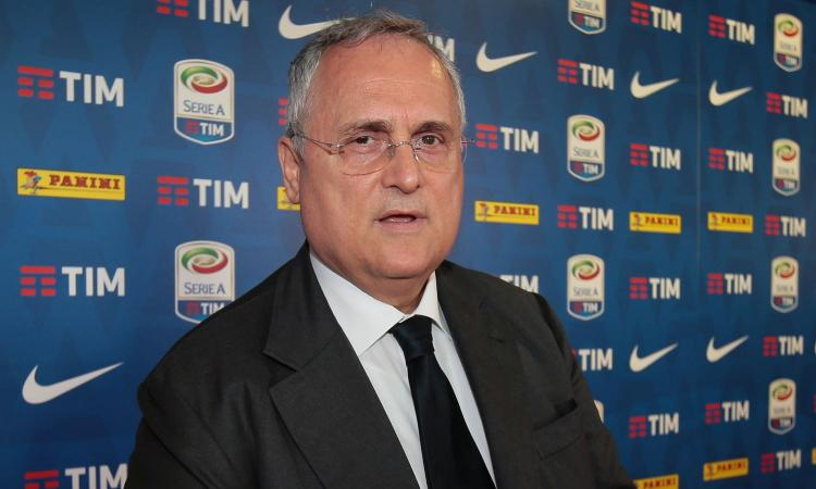 Lotito apre all'addio di Milinkovic: 'Non siamo Barcellona o Real Madrid, se arrivasse un'offerta irripetibile...'