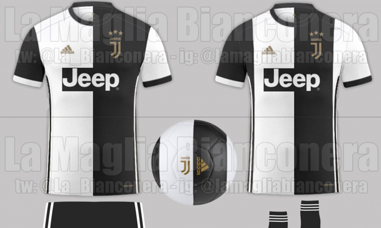Juventus' kits for the 2019-20 leaked   English News