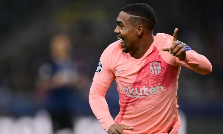 Barcellona: un attaccante si toglie dal mercato