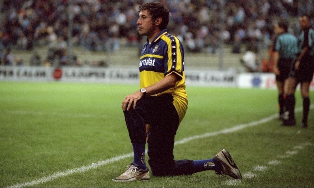 Parma, quando i ducali erano un top club