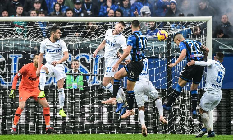 Atalanta, che lezione all'Inter! Gasperini cala il poker a Spalletti