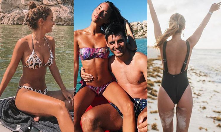 Maria Pombo, ex-Miss Spagna: 'Morata mi ha spezzato il cuore' FOTO
