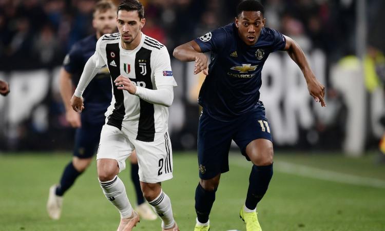 Inter-Juve, lo United offre il rinnovo a Martial: che cifre!