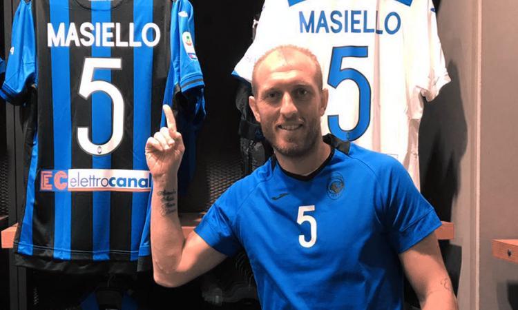 Atalanta, Masiello: 'Non commento le tifoserie milanesi. Sogno di marcare Messi e giocare ad Anfield'