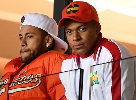 Mbappé 'si vede' Holly, ma è 'solo' Rob Denton: per il PSG la stella è Neymar