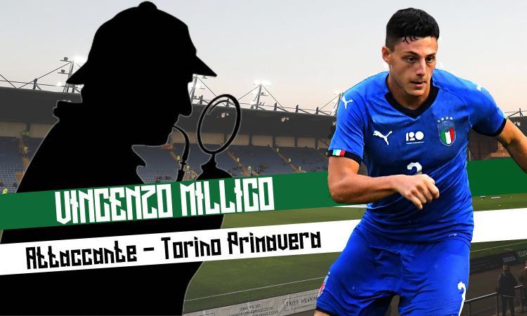 Torino: contro l'Udinese può esordire Millico, il bomber della Primavera