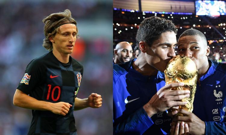Dalla Francia: Modric verso il Pallone d'oro, inseguono Varane e Mbappé