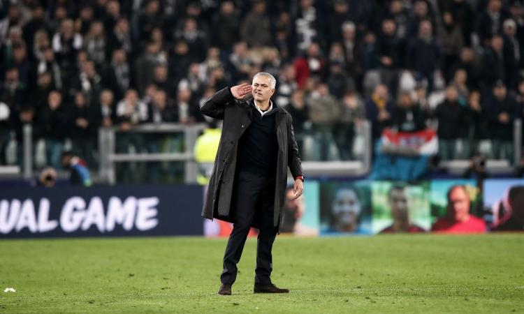 Ecco cos'è realmente accaduto tra i tifosi della Juventus e Mourinho