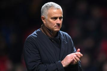 mourinho, manchester united, applaude, teso, 2018/19