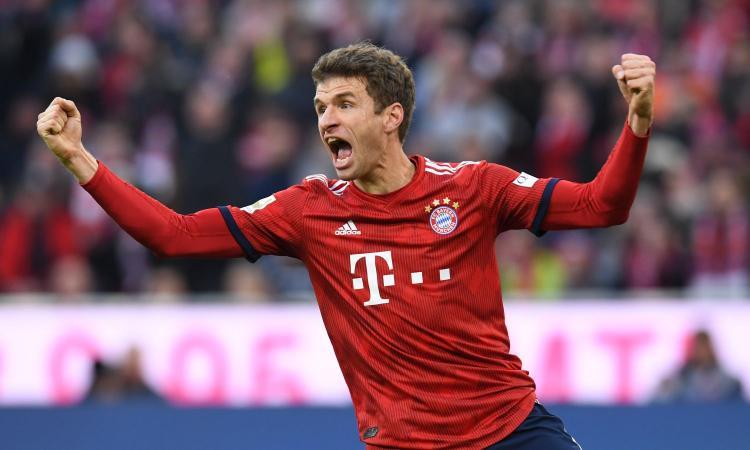Bayern, la Cina tenta Muller: la super offerta
