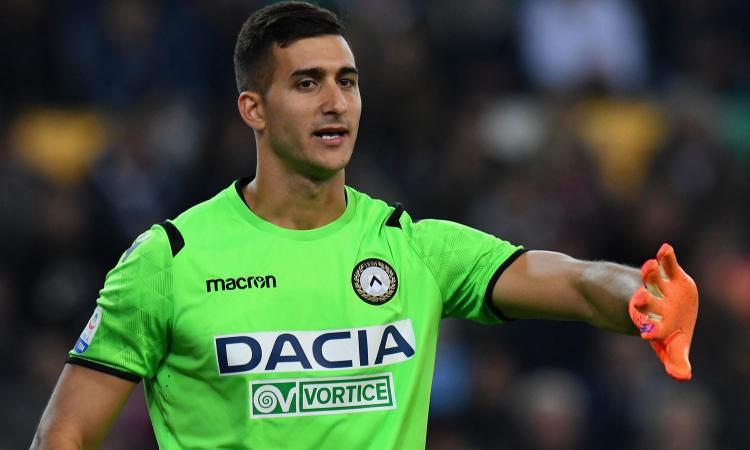 Inter, c'è anche il Chelsea su Musso: l'Udinese fissa il prezzo