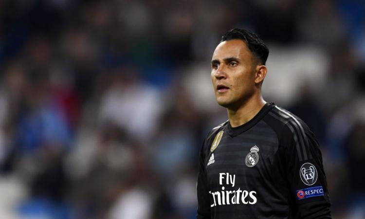Dalla Spagna: Ronaldo spinge la Juve su Keylor Navas