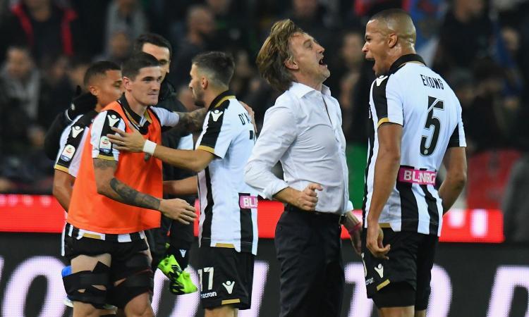 Udinese, Nicola: 'Sono qui da poco ma ci servono punti. De Paul si è sacrificato, Lasagna...'