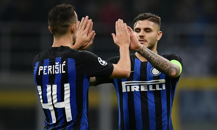 Retroscena Inter: Perisic furioso con Icardi, ecco cosa ha detto al compagno su Wanda