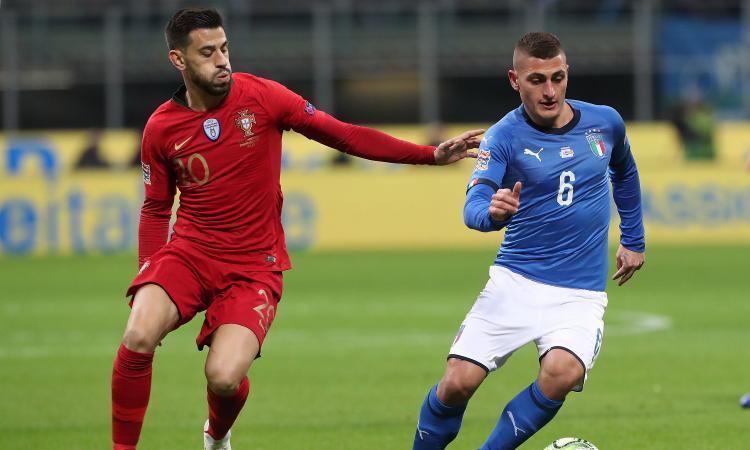 Italia-Portogallo, le pagelle di CM: Verratti maestro, bocciato Immobile