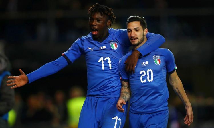 Politano stende gli Stati Uniti: 1-0 Italia all'ultimo respiro