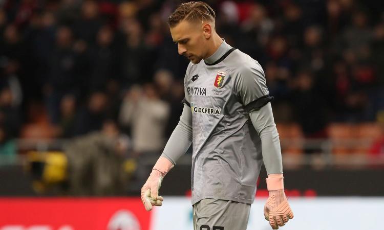 Genoa, Radu: 'Le uscite? Erano il più punto forte...'