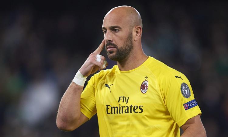 Milan, perché non dai Reina in prestito? La sua stagione può già finire sabato