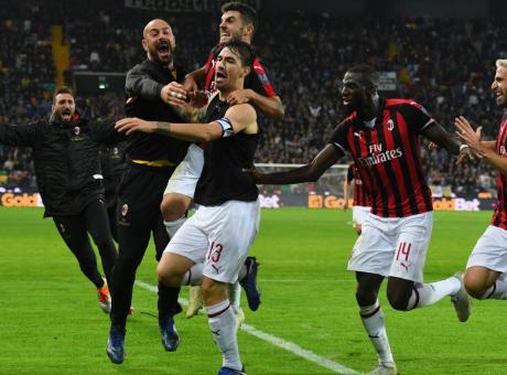 Cuore e fortuna: il Milan di Gattuso non molla mai! Udinese sleale