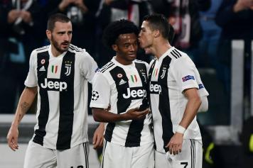 new concept 24ddc 3c7c6 Juventus forward Juan Cuadrado shuts down transfer talk ...
