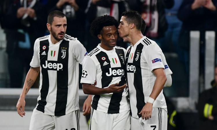 Juve-United, le pagelle di CM: fa tutto Bonucci, assist magico e errore decisivo