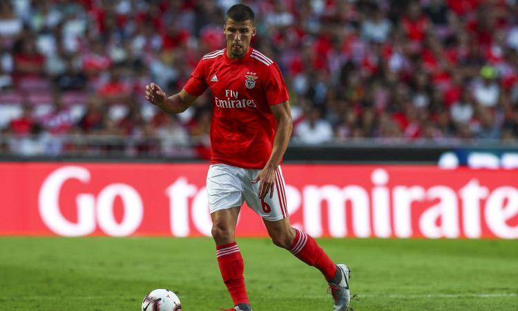 Atletico Madrid, sfida alla Juve per Ruben Dias