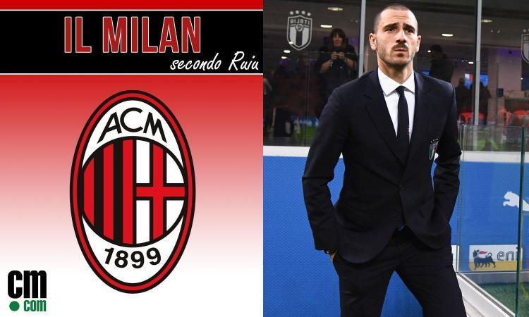 Milan senza alibi, con coraggio e orgoglio: qualità che Bonucci non ha