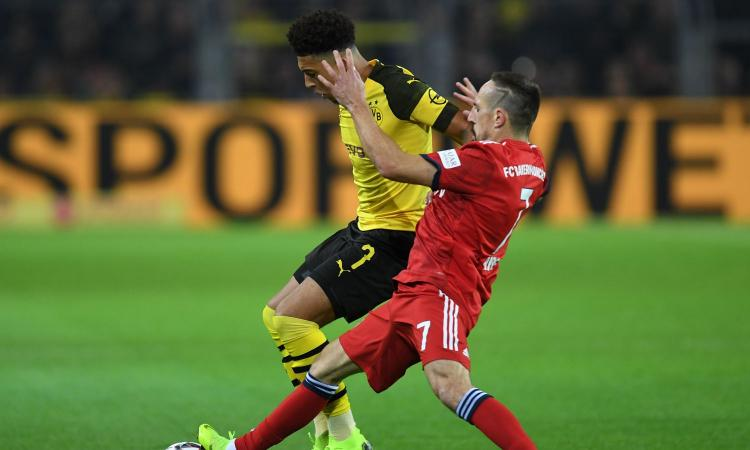 Bundesliga: Schalke-Dortmund 1-2, vince il Bayern Monaco