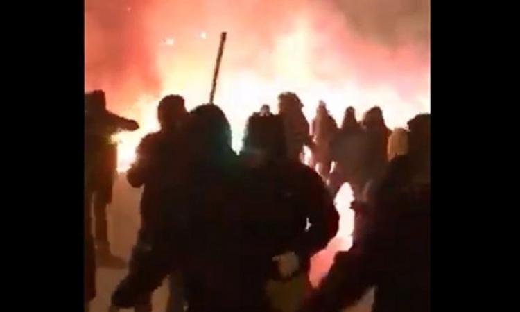 Ajax, arrestati 4 ultras a Madrid