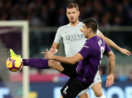 Fiorentina, la Champions non è nel destino. Senza difesa ed esterni evanescenti, la Roma resta in crisi