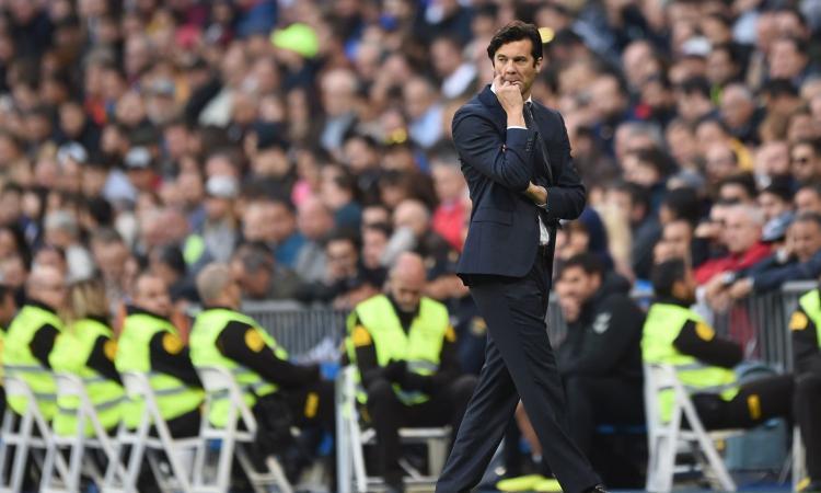 Real Madrid, Conte è lontano: Solari fino al 2020!