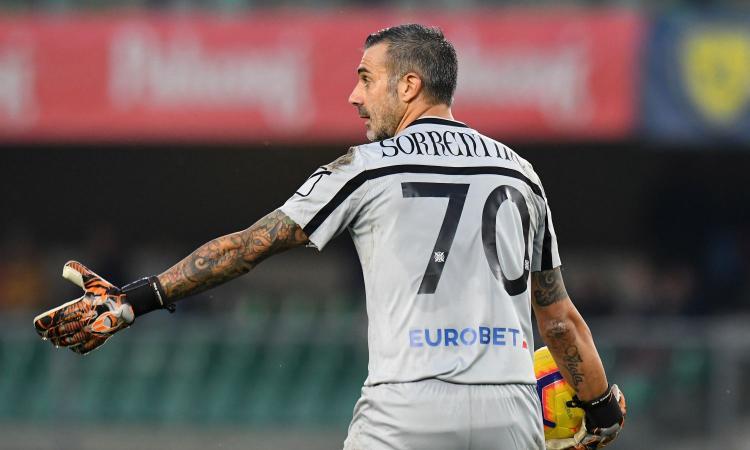 Frosinone-Chievo è stata partita vera, ma Sorrentino meritava un altro addio