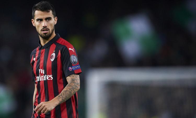 Milan, Suso è pronto: 'Adesso si torna...'