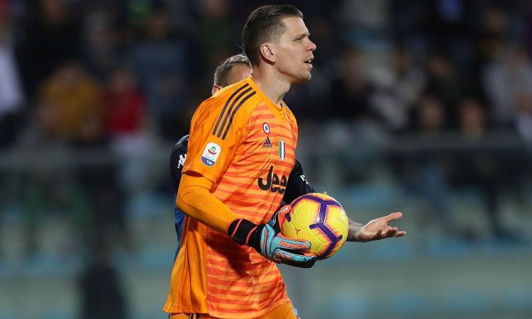 Juve, ecco perché Szczesny è il miglior portiere in Serie A