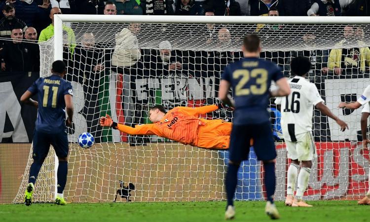 Ce l'ho con... Szczesny non sarà mai Buffon. Juve, fatti sotto per de Gea!