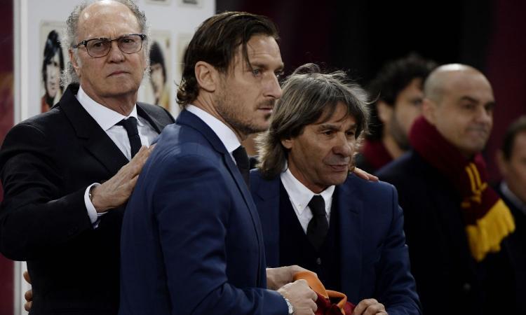 Roma, Totti più vicino all'addio: rifiuterà il ruolo di direttore tecnico