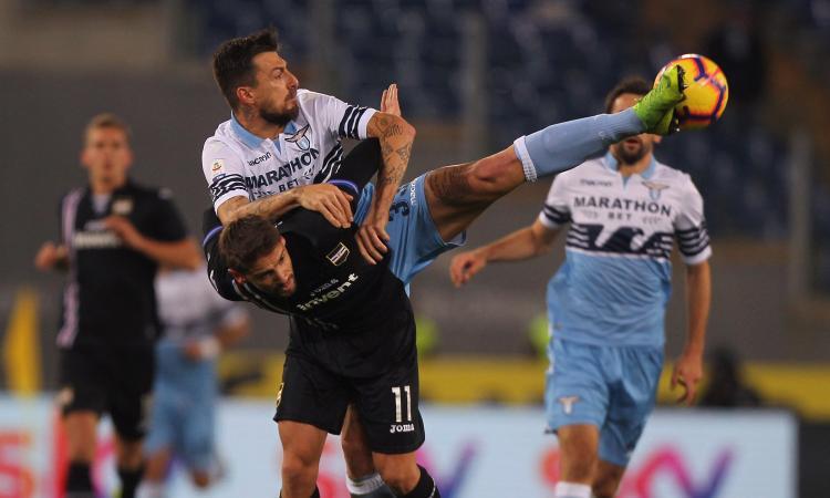 Lazio, le pagelle di CM: Immobile trascinatore, Parolo finisce in lacrime