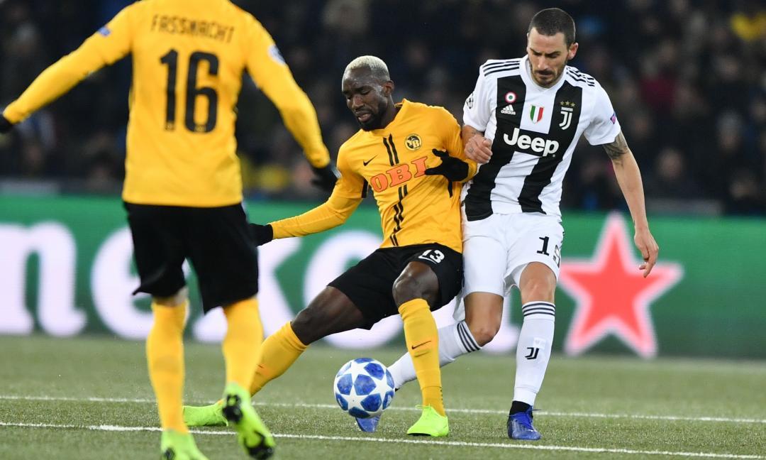 Young-Juve: la Bellezza del calcio