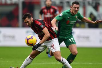 Calhanoglu Milan Veretout Fiorentina
