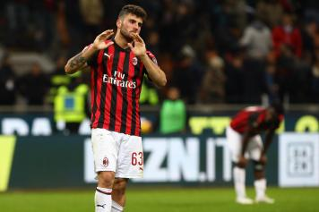 Cutrone deluso Milan