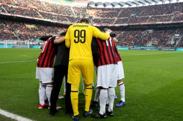 Donnarumma Milan gruppo