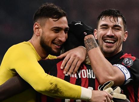 Milan-Spal, le pagelle di CM: Higuain rompe il digiuno, è super Donnarumma